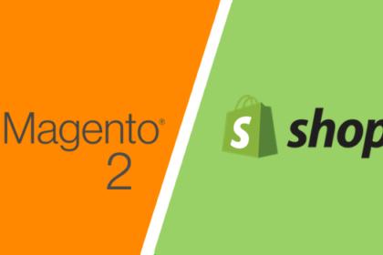 Magento 2 Vs Shopify