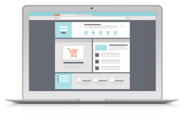 Webdesign E-commerce